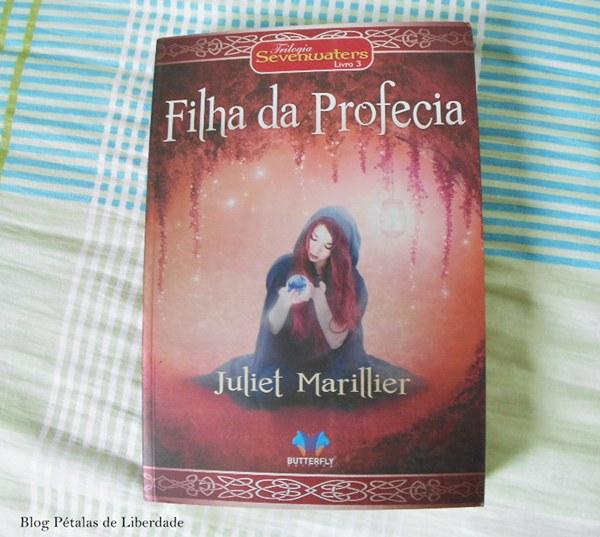 capa, resenha, livro, Filha-da-Profecia, Juliet-Marillier, sevenwaters, fantasia, druidas