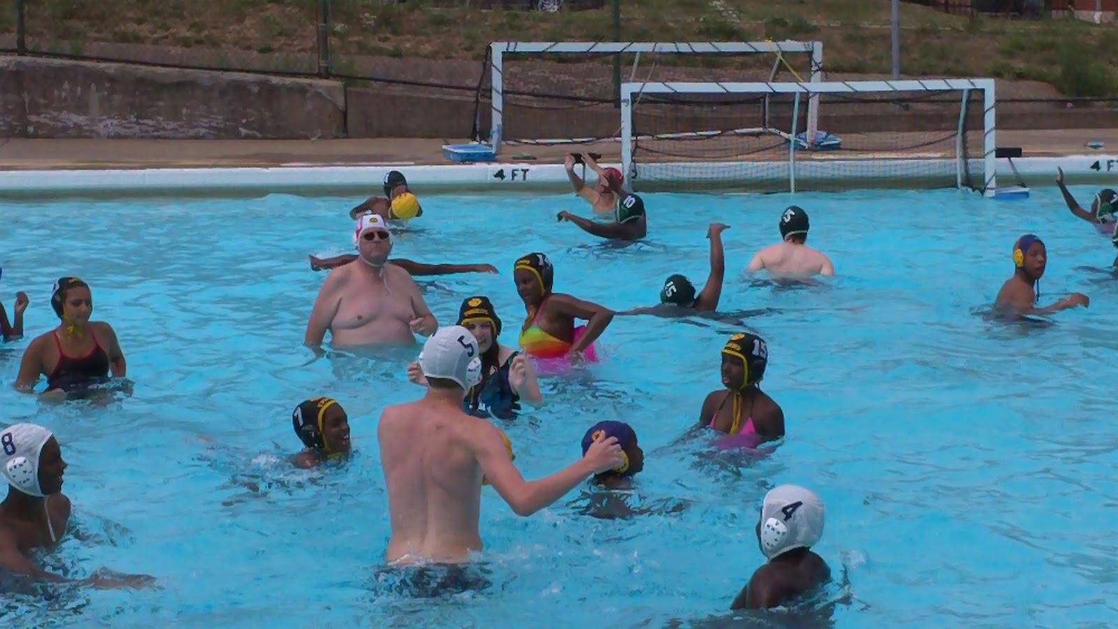 Ammon Swimming Pool: Mark Rauterkus & Running Mates Ponder Current Events