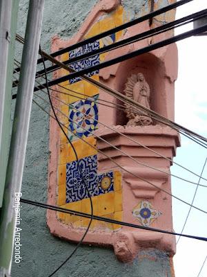 De nichos y hornacinas en el Estado de Guanajuato. Noticias en tiempo real