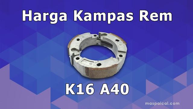 Daftar Harga K16 A40 2019, Buruan Cek Harganya! - maspaical.com