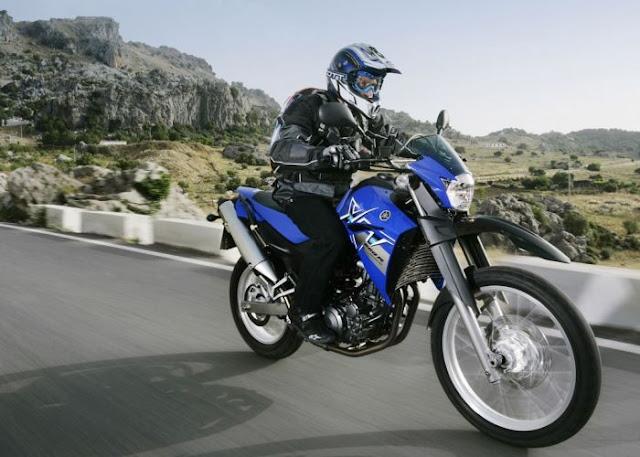 Yamaha XT 660R: produção encerrada no Brasil