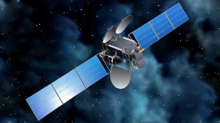 Peluncuran Satelit Brisat BRI Terbaru