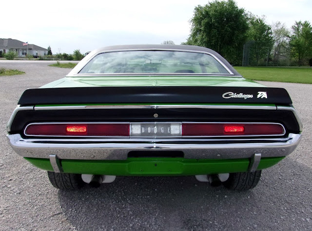 Autoholic Midweek Muscle Dodge Challenger T A Tribute