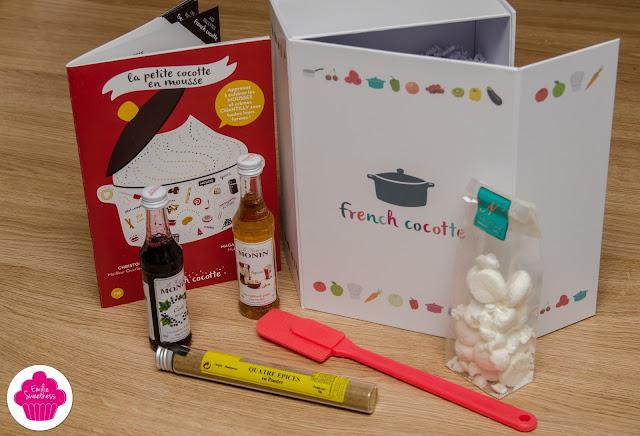La petite cocotte en mousse - French Cocotte + Concours inside