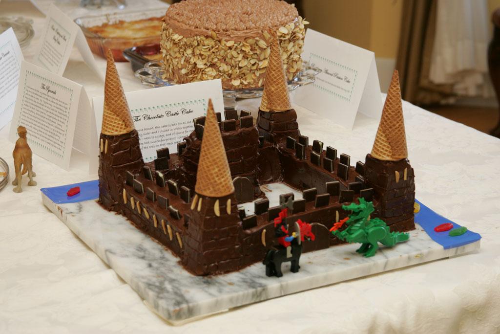 Chocolates Chocolate Castle