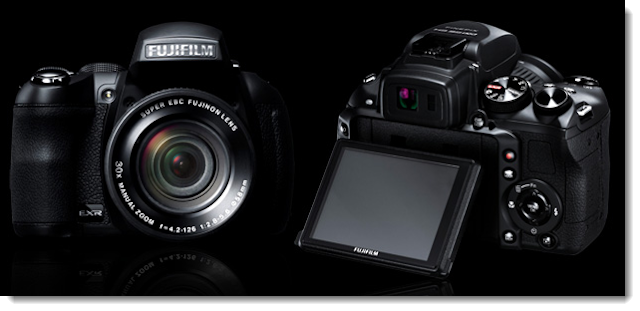 Review Kamera Semi Dslr Fuji Finepix HS-35EXR