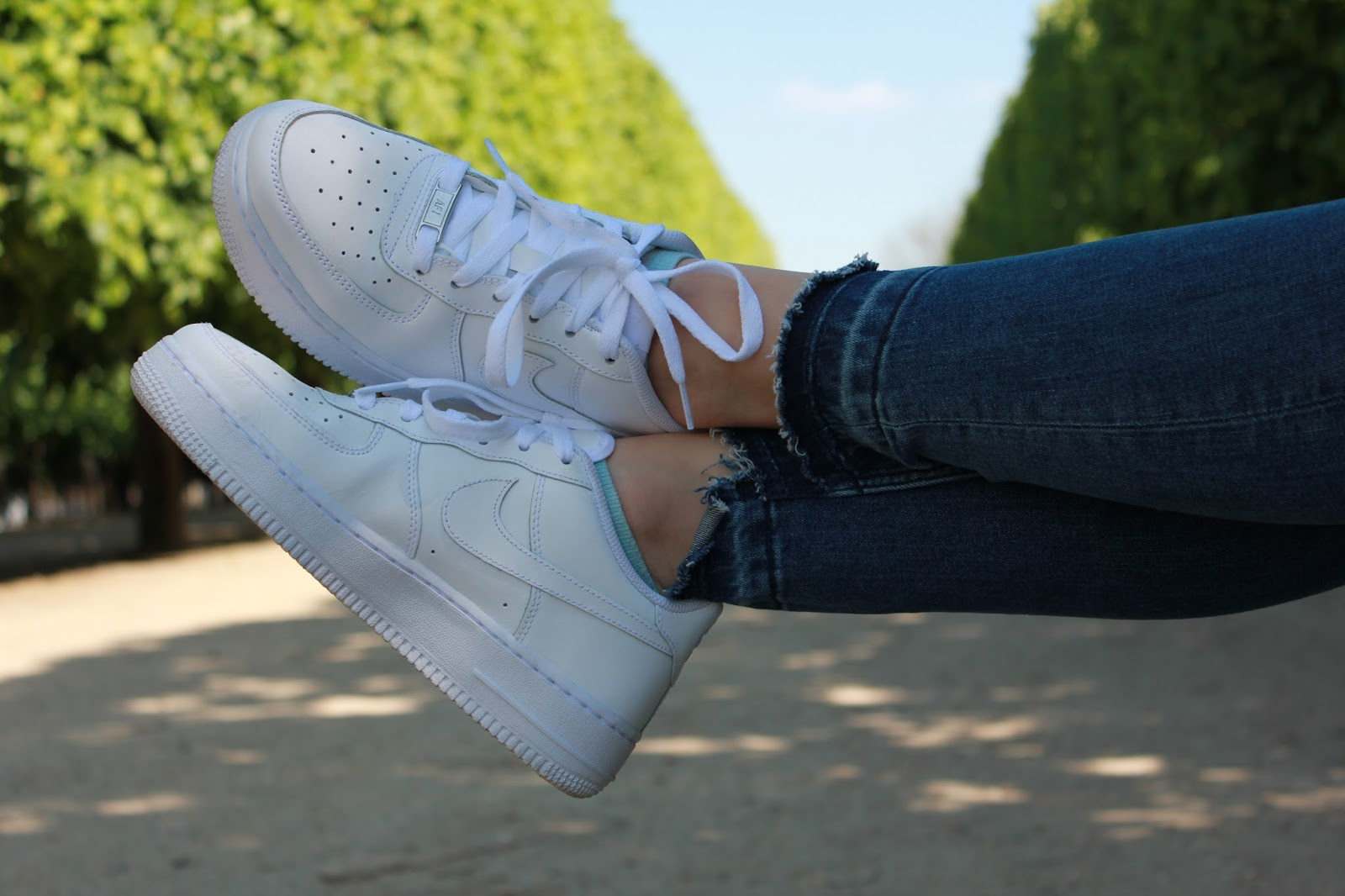 air force 1 blogueuse