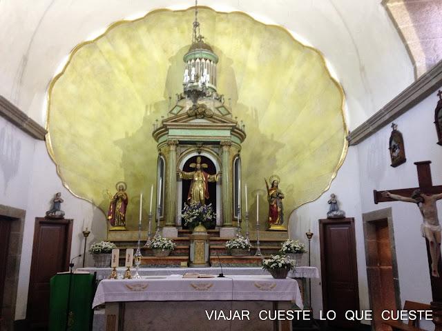 iglesia santa eulalia de pedrouzo