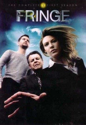 Fringe - Fronteiras - 1ª Temporada Séries Torrent Download capa