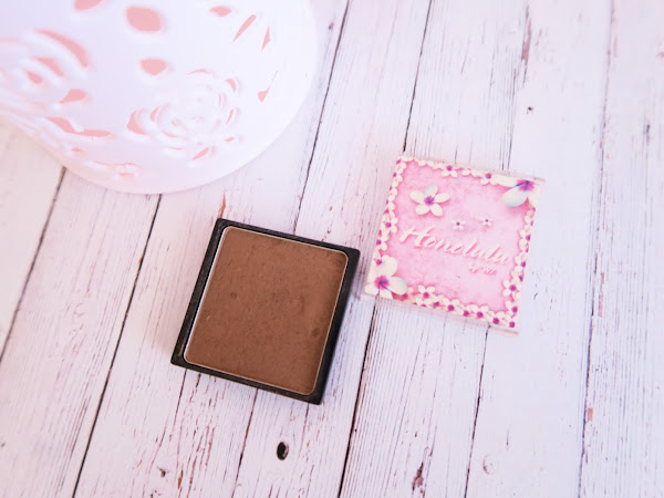 Review - Bronzer Honolulu W7