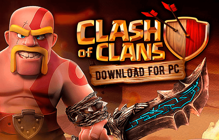 Clash of Clans for PC Windows 10/7/8 Laptop (Official)
