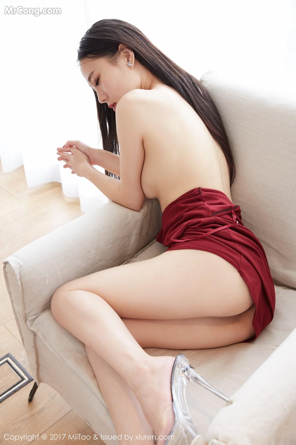 Image MiiTao-Vol.079-Yu-Wei-MrCong.com-020 in post MiiTao Vol.079: Người mẫu Yu Wei (雨薇) (54 ảnh)