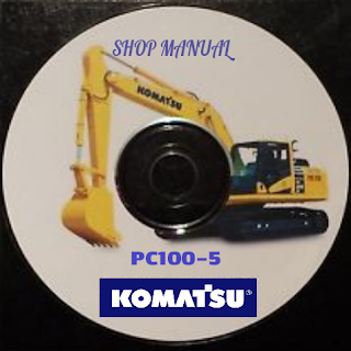 Shop Manual Komatsu PC100-5 PC120-5
