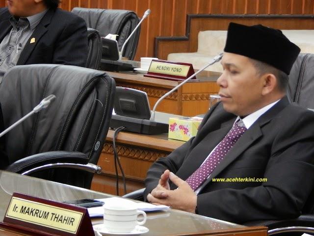 Inilah Anggota Badan Kehormatan Dewan Aceh