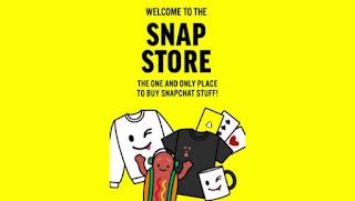 Snapchat lanza su propia tienda online