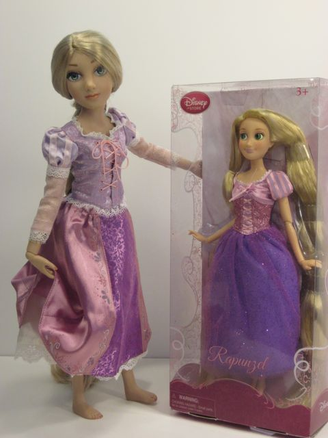 Tonner-Disney-Rapunzel-Review