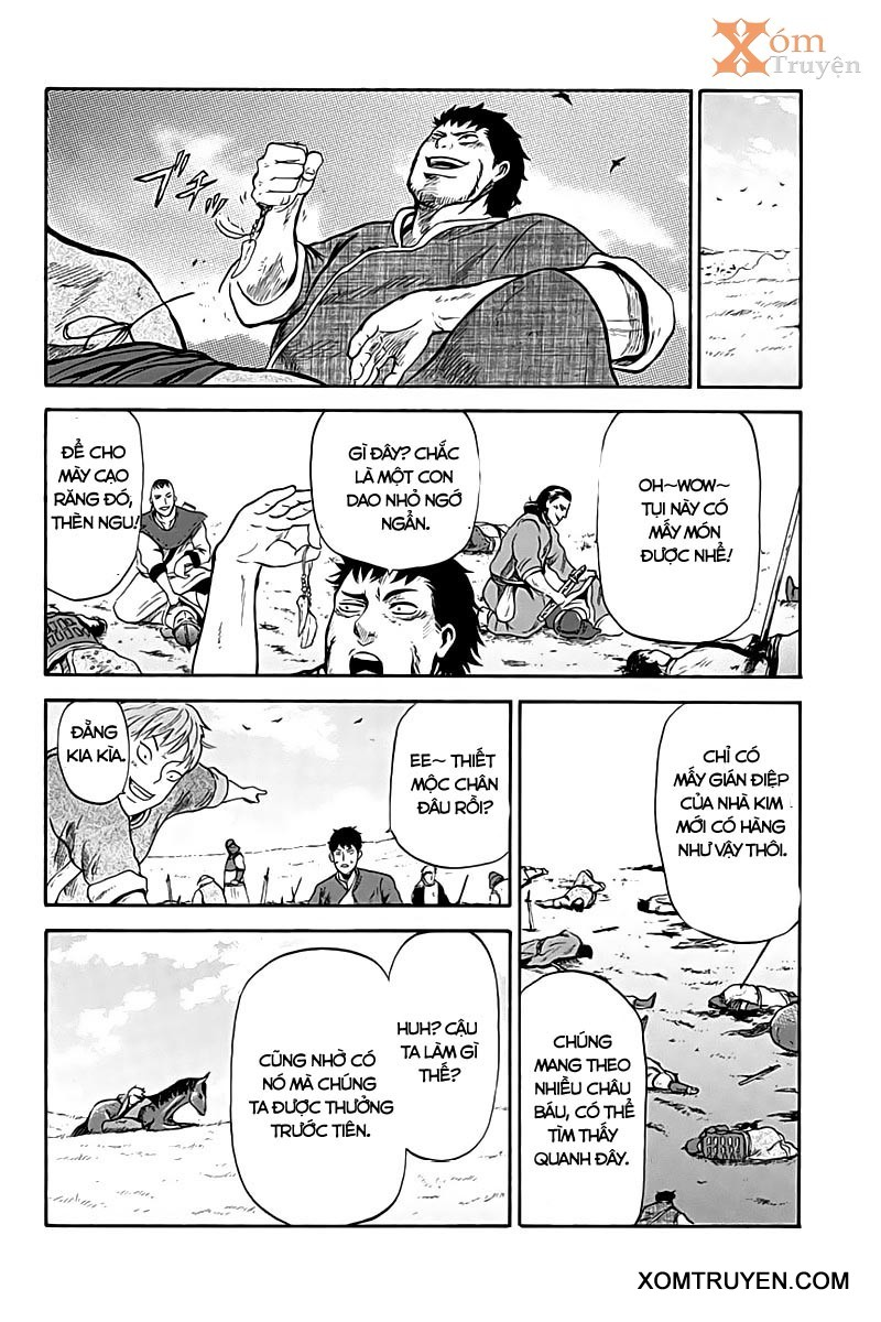 Horizon (okada takuya) chap 1 trang 15