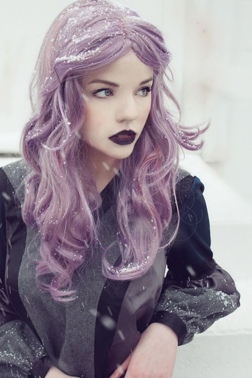 Pastel Purple Hair Color Shades The Haircut Web