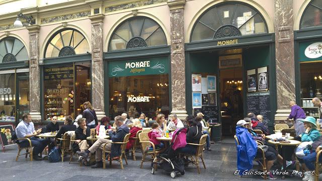 Mokafe - Bruselas por El Guisante Verde Project