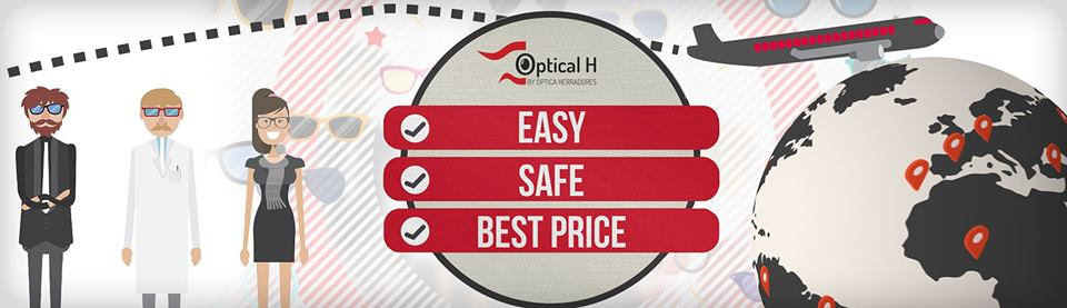 nery hdez, optical h, gafas de sol, optica online