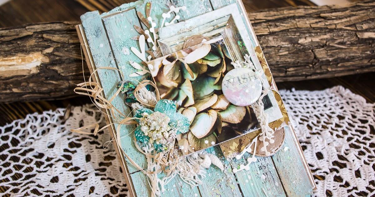 Ручной, открытки с деревянным фоном скрапбукинг