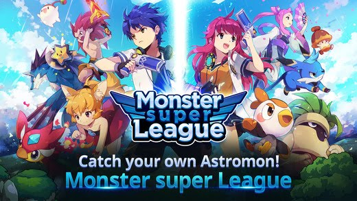 Monster Super League Apk Full MOD Terbaru