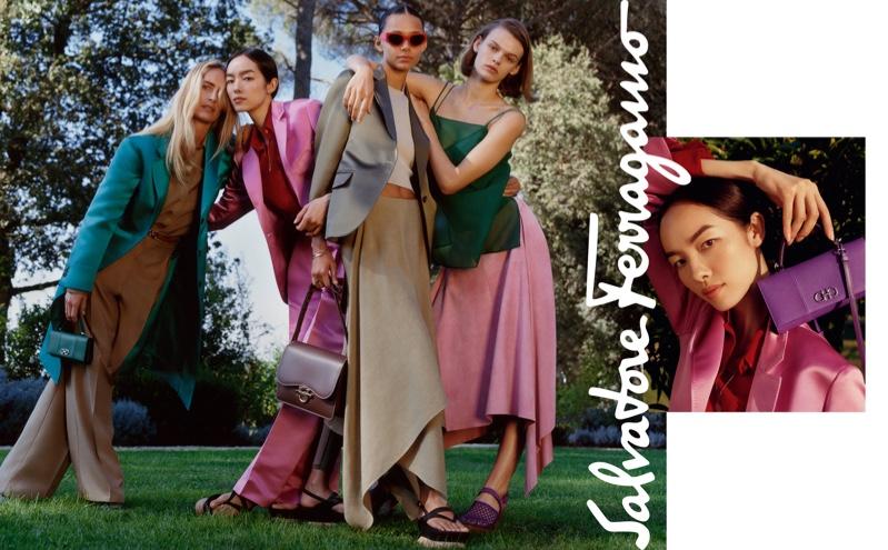 Salvatore Ferragamo Spring/Summer 2019 Campaign