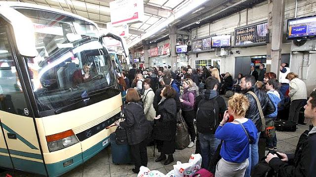 Αλλαγές για τους οδηγούς τουριστικών λεωφορείων και ΚΤΕΛ