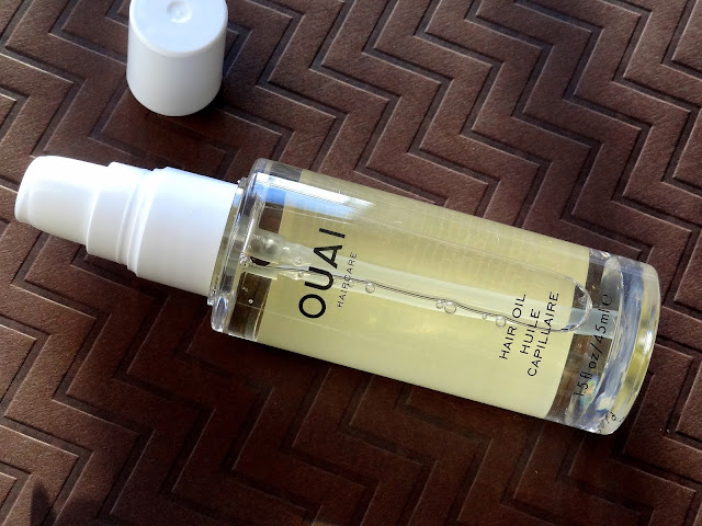 Ouai Hair Oil Review, Photos