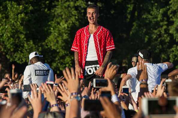 "Justin Bieber Tells Fans: ""I Want To Be Sustainable"""