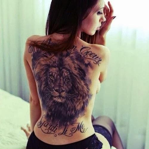 Tatuajes De Leones Para Mujeres Y Su Significado Tatuajes Para Mujeres