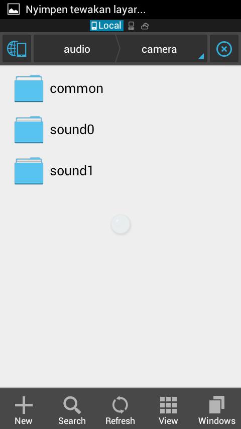 cara mematikan suara kamera xperia