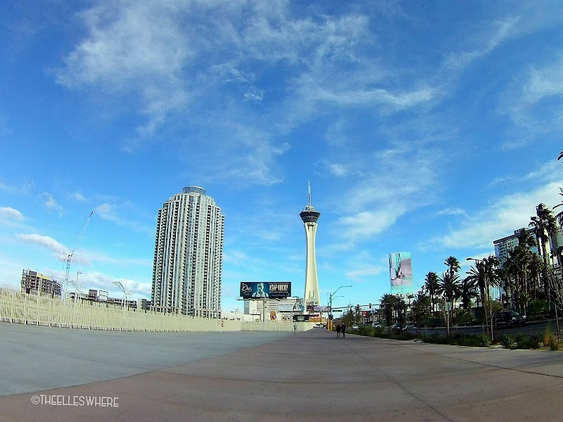Top of the Strip - Stratosphere Casino and Tower Hotel, Las Vegas Nevada