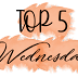 TOP 5 Wednesday! - Bruxas