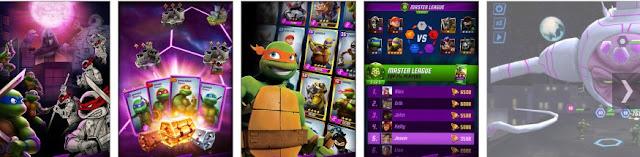 تحميل لعبة Tortues Ninja Legends pour Android 1.3.7 للاندرويد سلاحف النينجا
