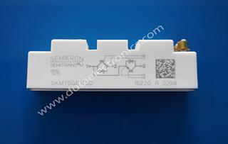 Jual IGBT SKM75GB173D Terlengkap Murah Original