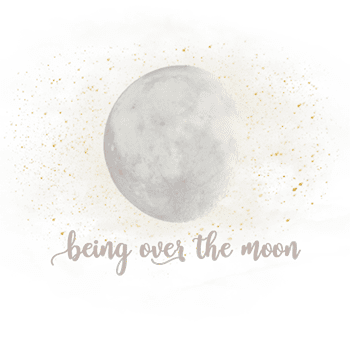 Being Over the Moon | Giada Di Marco