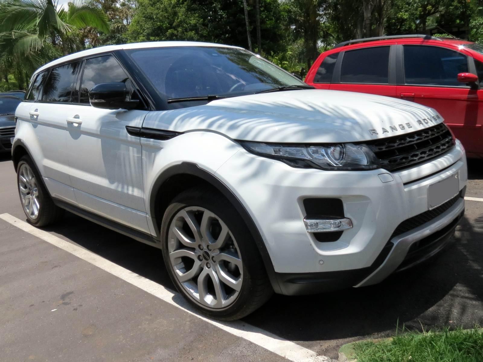 range rover evoque mini rival do mini cooper countryman car blog br. Black Bedroom Furniture Sets. Home Design Ideas