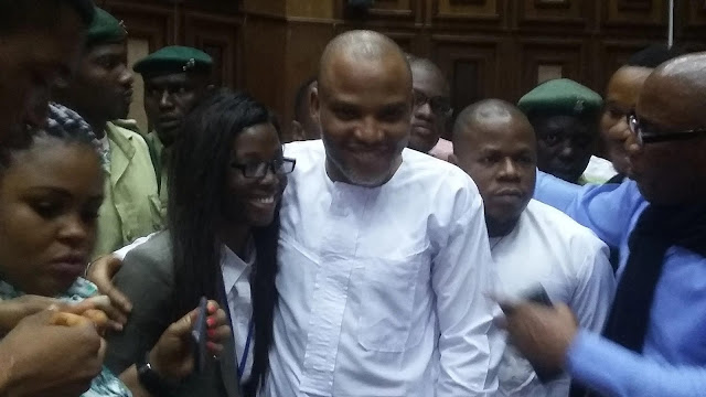 Nnamdi Kanu Full Biography