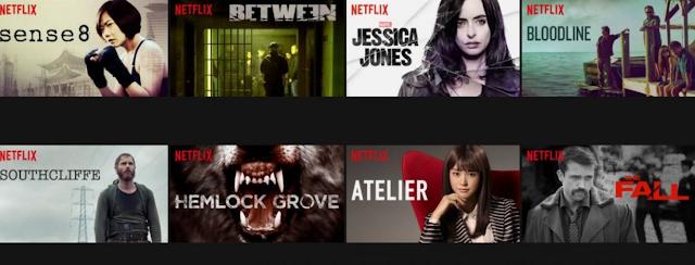 Netflix doblará la cantidad de series originales para 2017