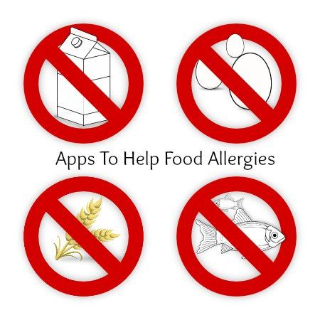 best food allergy app on itunes store