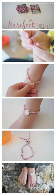How to Make Barefoot Jewelry