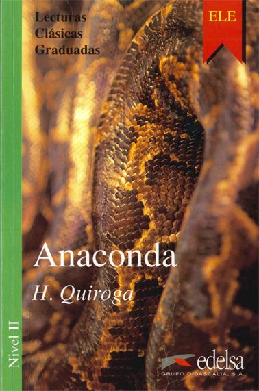 Anaconda y otros cuentos de Horacio Quiroga epub y pdf