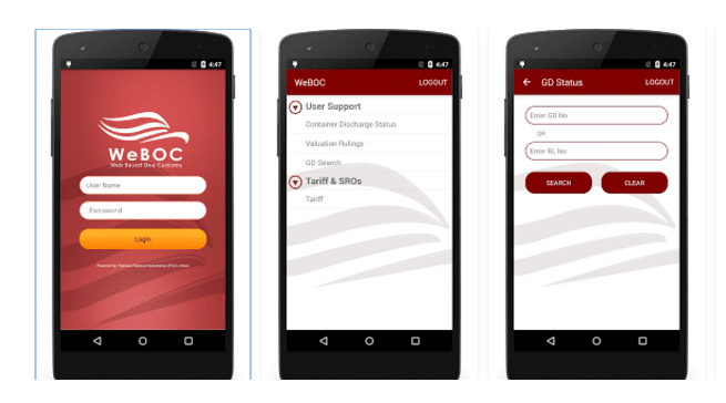 Download-WeBoc-Android-App
