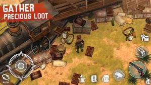 Westland Survival Mod Apk 0.9.3 Data Free Shopping for Android Terbaru