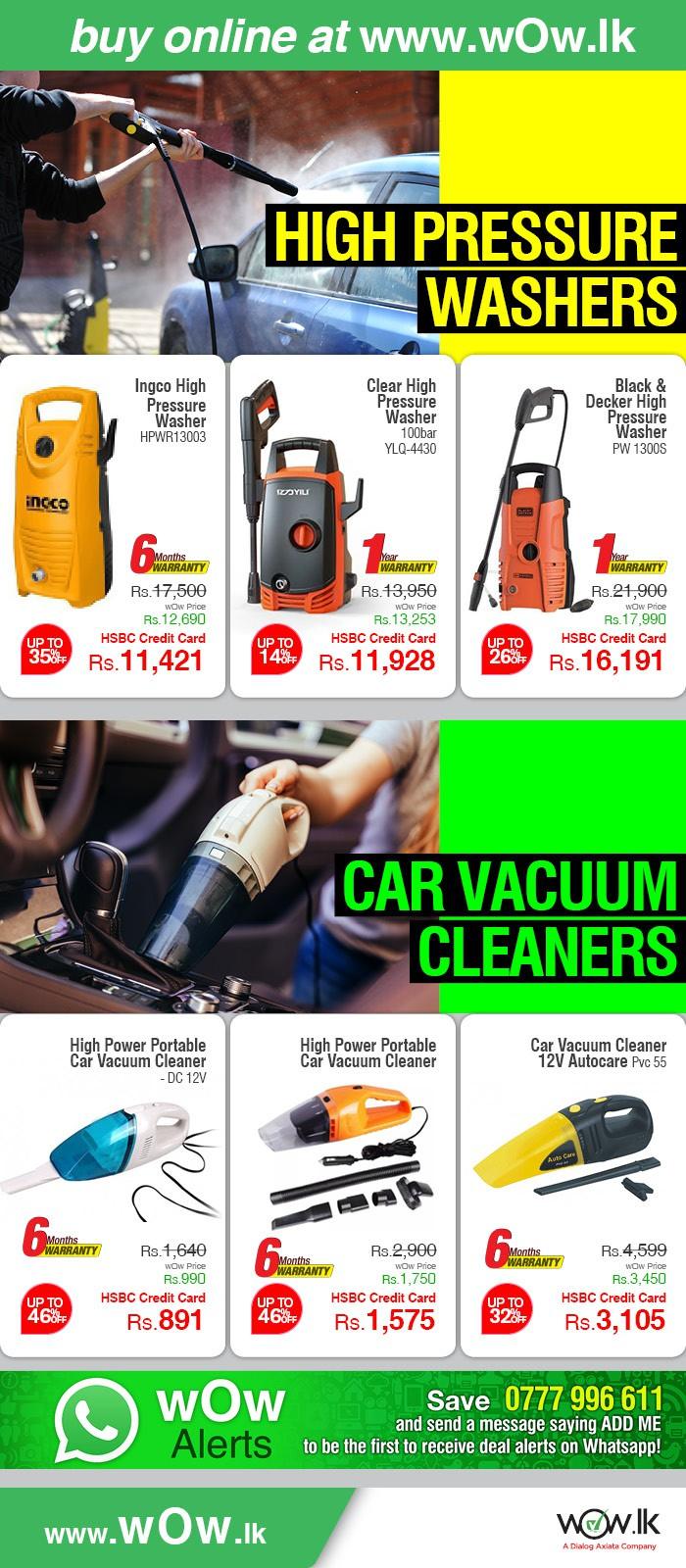 http://www.wow.lk/mall/buyonline/automotive/?Ns=sku.inventoryAvailability%7C0&utm_source=dailymail&utm_medium=newsletter&utm_campaign=Highpressurewashersandvacuumcleaners