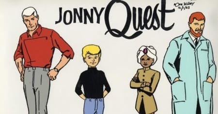Resultado de imagen para jonny quest serie