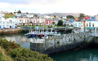 Puerto de Vega. Navia-Asturias