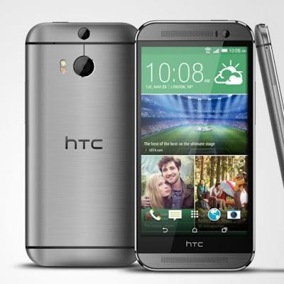 Dấu hiệu cần thay mặt kính HTC One M8
