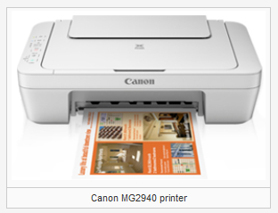 Canon MG2940 Latest Driver Download